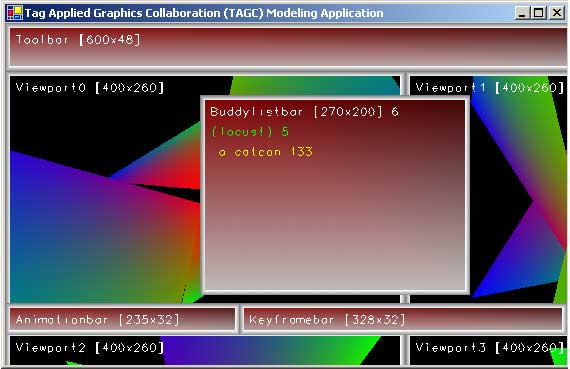 Tag Applied Collaborative Modeling Application (TagCMA)